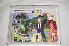 Blues Brothers 2000 (Nintendo 64 n64) NEW Factory Sealed VGA 90