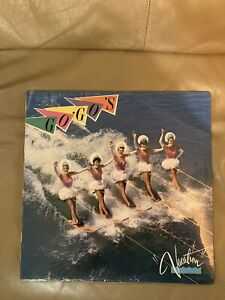 Gogo's - Vacation - Factory Sealed Vinyl LP - 1982.  New