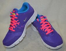 Girls Nike Flex Experience 3 Shoe (gs) Size 7 Y or Womans Sz 8.5