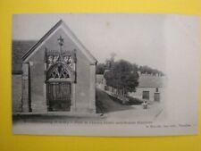 CPA-MONTFORT-L'AMAURY -Porte de l'ancien Cloître Cimetière Réf 238/02