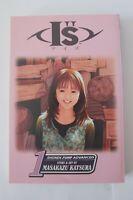 "I""s Vol. 1 by Masakazu Katsura Viz Manga Graphic Novel Book in English"