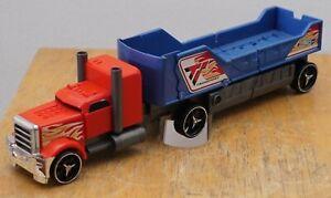 Hot Wheels Crashin' Big Rig Crash Truck 27.5cm long