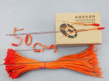 100pcs 50cm Length fireworks firing system copper wire E-matches Safety igniter