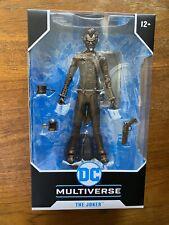DC Multiverse Bronze Joker Batman Arkham Asylum McFarlane Chase
