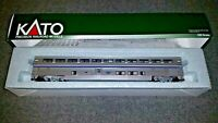 Kato HO Scale Amtrak Superliner  Phase VI Sleeper NIB STK#35-6085