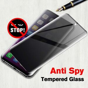 Privacy Tempred Glass Screen Protector For Samsung Galaxy S21 S21 Plus S21 Ultra