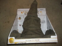 NEW Wizarding World Of Harry Potter Talking Animated Sorting Hat New