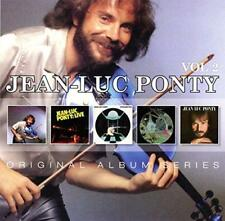 Jean-Luc Ponty - Original Album Series (NEW 5CD)