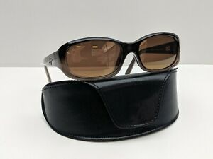 Custom! Italy! Maui Jim Punchbowl MJ219-01 Women's Sunglasses 54/17 135 / TO429