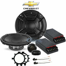 Front Speaker Upgrade for 1999-2006 Chevy Silverado DB6502, 82-3002, 72-4568