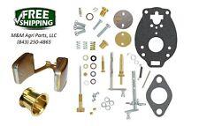Carburetor kit, Float & Venturi Ford 501 541 601 621 631 641 651 671 681 701 741