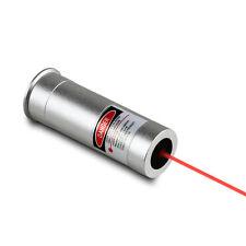 Orificio de láser rojo vista Barril de calibre 12 pistola de cartucho Boresighter para 12ga escopetas