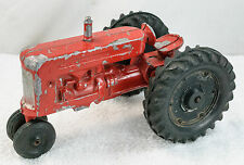 Lee Toys Red Farm Tractor Diecast