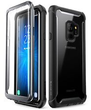 Samsung S9 Case Dual Layer Screen Protector Military Tough Cover Anti Crack