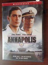 ANNAPOLIS DVD JAMES FRANCO TYRESE GIBSON WIDESCREEN