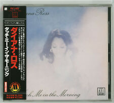 DIANA ROSS Touch me in the morning POCT-1856 CD JAPAN NEW Michael Jackson s5160