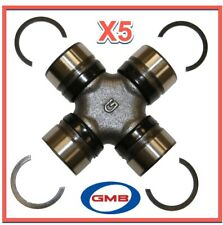 5 Driveshaft or Wheel Universal Joints 4WD Chevy Dodge FORD GMC Jeep Mazda