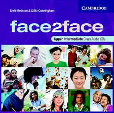 face2face Upper Intermediate Class CDs, Cunningham, Gillie, Redston, Chris, New