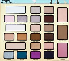 TOO FACED THE CHOCOLATE SHOP❤24 COLORS EYESHADOW ❤️PALETTE XMAS IN NEW YORK