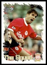 Futera Liverpool Fans' Selection 1999 - Karlheinz Reidle (The Squad) No.33