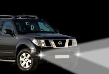 LED Tagfahrlicht + LED Nebelscheinwerfer Nissan Navara D40 NP300 Leuchte