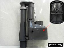 "10.5"" INCH Toilet WC Cistern Type Macdee 3 Part Syphon Rapid Fit Flush Unit"