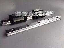 4 sets HSR20CR-750mm Hiwin Linear rail & 8 pcs HSR20CR Block Bearing