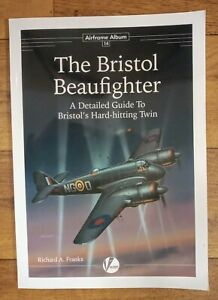 Airframe Album 14: The Bristol Beaufighter, Softback book Valiant Wings