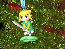 Zelda Mini Anime Christmas Figurine Ornament < Hand Assembled > C