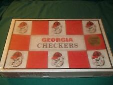 GEORGIA BULLDOGS CHECKERS CLASSIC RIVAL EDITION VS FLORIDA GATORS 1994 NEW
