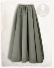 Ursula Rock Premium Baumwolle grün SLARP Mittelalter (2-AA0101 rechts)