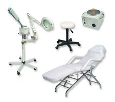 Hydrualic AdjustableFacial Table Bed Chair Tattoo Beauty Barber Salon Equipment