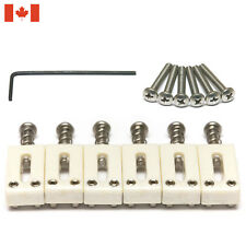 "NEW Graph Tech Tusq Saddles Strat and Tele 2-1/16"" String Spacing - PQ-8000-00"