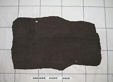 Pig skin suede Pigsuede Mocha 0.7mm BARKERS LEATHERCRAFT H217M