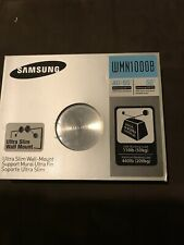 "Samsung WMN1000B Ultra Slim Wall Mount (40-55"" LCD/LED TVs) - Brand New & sealed"