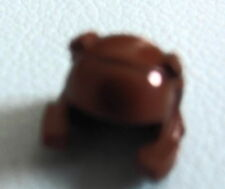 LEGO 30325 @@ Minifig, Headgear Helmet with Breathing Apparat @@ BROWN @@ MARRON