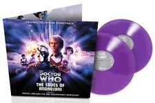 LIMB Roger 2-LP Doctor Who - Colored Vinyl LTD 500 copies - ENGLAND