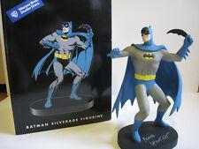 Carmine Infantino signed Rare Wb store Batman Silverage statue Mib 1/1?