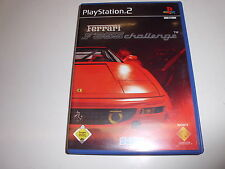 PlayStation 2 ps2 ferrari f355 Challenge