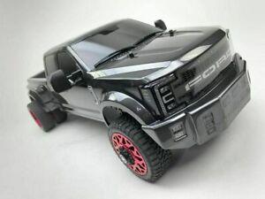 CEN Racing 8981 FORD F450 SD 1/10 4WD RTR Grey Titanium Custom Truck DL-Series