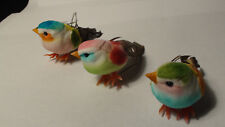 24 Beautiful Birds for Floral Arrangements or Crafts # 17