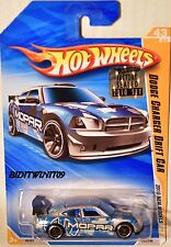 HOT WHEELS 2010 NEW MODELS DODGE CHARGER DRIFT CAR #43/44 FACTORY SEALED W+