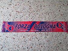 d1 sciarpa BOLOGNA FC football club calcio scarf bufanda echarpe italia italy