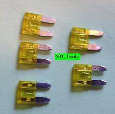 FUSES  AQUA-RITE  20A  32V Mini BladeFuses (5 Pcs) Free S&H in USA
