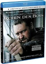 Blu Ray // ROBIN DES BOIS // R. Crowe - Version Longue Inédite / NEUF cellophané