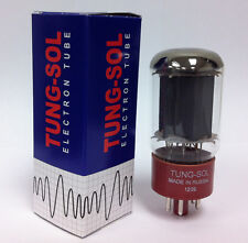 NIB new Tung Sol 5881 6L6WGB vacuum tubes $16 each,matched pair or quadAvailable
