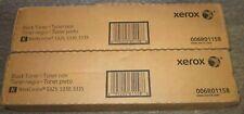 2 Genuine Xerox Black Toner WorkCentre 5325 5330 5335