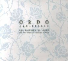ORDO EQUILIBRIO The triumph of light - CD - Digipak Limited 444 ReRelease 2014