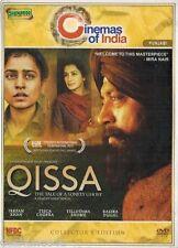 QISSA - ORIGINAL PUNJABI COLLECTORS EDITION DVD - FREE POST