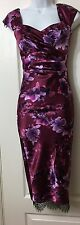 BNWT M&CO PARTY COCKTAIL PENCIL WIGGLE COCKTAIL MIDI DRESS £69 SIZE 8